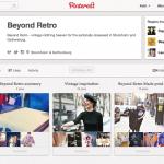 Pinterest - inspiration för företag och privatpersoner